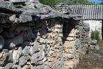 Kamnite hiše in stara gradnja