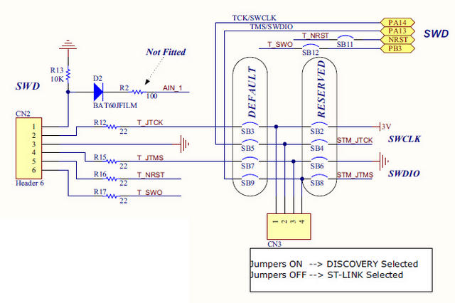 Mare & Gal Electronics » Blog Archive » STM32F4 Discovery and ULINK2