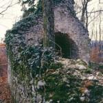 Sv. Danijel - Ruševine